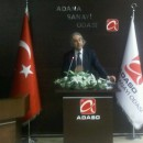 March 1st, 2012 Conference, in Chamber of Industrialists of Adana
