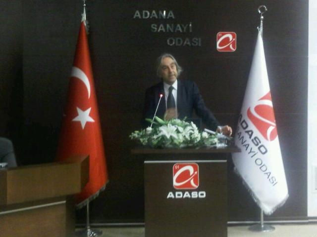 Adana Sanayi Odasi 1 Mart 2012