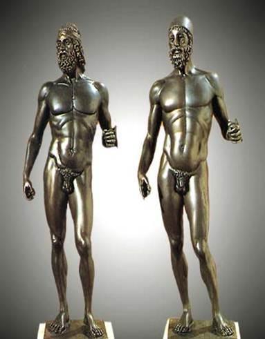 Riace Bronzes 2